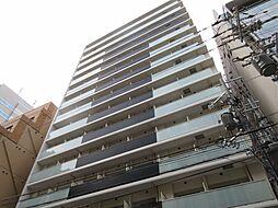 プレサンスNEO淀屋橋[8階]の外観