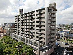 ライオンズマンション香椎宮参道第2[801号室]の外観