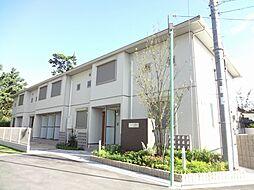 大阪府豊中市稲津町3丁目の賃貸アパートの外観
