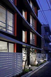Apartment KURO武蔵小山I[2階]の外観