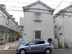 ローズアパート(Q−54)[208号室]の外観
