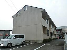 サンライフタカノC棟[1階]の外観