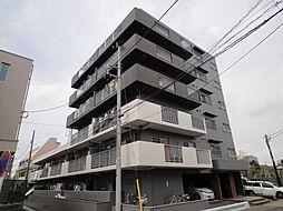 埼玉県三郷市戸ケ崎2丁目の賃貸アパートの外観