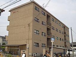 桝井コーポ[101号室]の外観