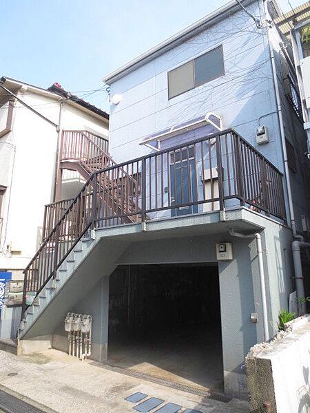 東京都世田谷区上馬2丁目の賃貸アパート