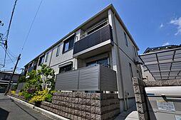 近鉄南大阪線 布忍駅 徒歩9分の賃貸アパート