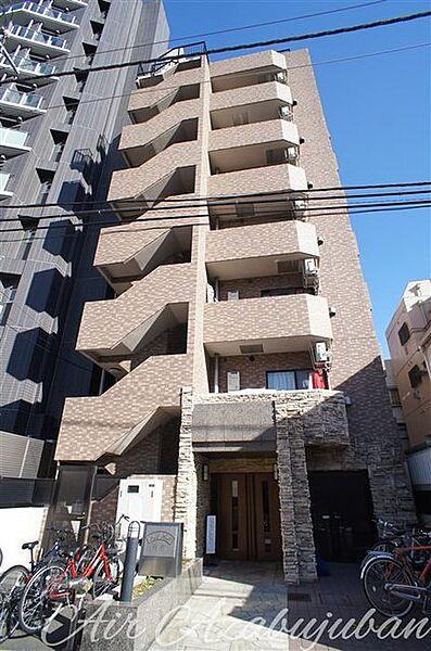 東京都港区東麻布2丁目の賃貸マンション