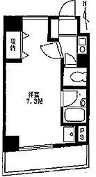 ポップビレッジ[2階]の間取り