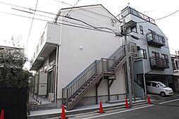 グランデージ鶴見[2階]の外観