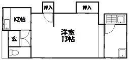 [テラスハウス] 大阪府枚方市南船橋2丁目 の賃貸【/】の間取り