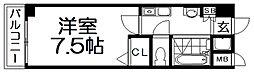 Mプラザ津田駅前12番館[2階]の間取り