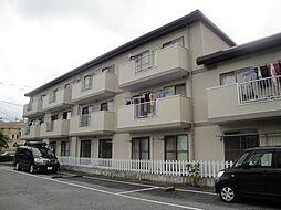 千葉県船橋市夏見台6丁目の賃貸アパートの外観