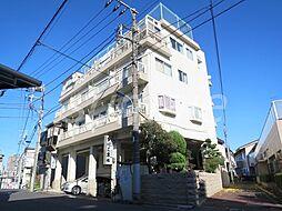 多川マンション[304号室]の外観