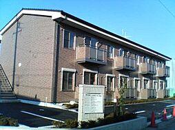 岐阜県各務原市那加信長町3丁目の賃貸アパートの外観