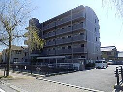 レイクヴュー堅田[4階]の外観