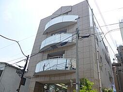 東京都大田区大森南1丁目の賃貸マンションの外観