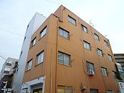 パープルマンション2号館[4階]の外観