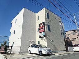 大阪府豊中市庄内東町5丁目の賃貸マンションの外観