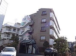 神奈川県横浜市港南区日野中央1丁目の賃貸マンションの外観