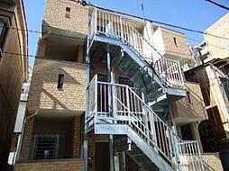 神奈川県横浜市南区二葉町1丁目の賃貸アパートの外観