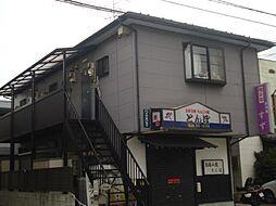 ハイツオクヤマ[2階]の外観
