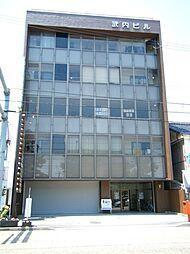 武内ビル[4階]の外観