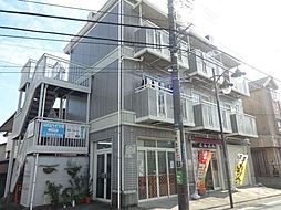 神奈川県横浜市港南区港南2丁目の賃貸アパートの外観