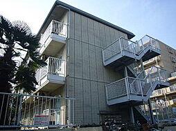 千葉県浦安市堀江4の賃貸マンションの外観
