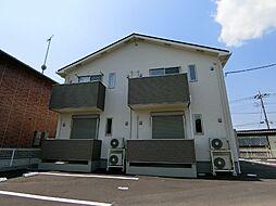 栃木県下都賀郡壬生町若草町の賃貸アパートの外観