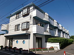 埼玉県所沢市美原町2丁目の賃貸マンションの外観