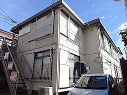シティハイム中田A[1階]の外観