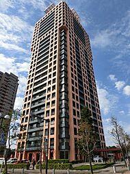 ネクサス百道レジデンシャルタワー[5階]の外観