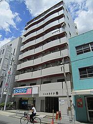 大阪府大阪市中央区東平2丁目の賃貸マンションの外観