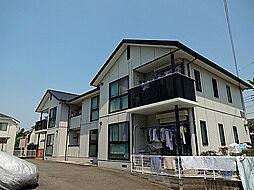 ハイツコスモ弐番館[1階]の外観