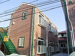 神奈川県横浜市保土ケ谷区岡沢町の賃貸アパートの外観