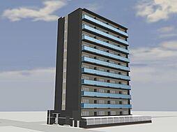 Twin Square II[1階]の外観