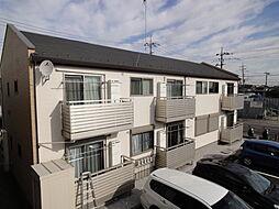 埼玉県三郷市新和5丁目の賃貸アパートの外観