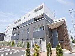 神奈川県海老名市門沢橋5丁目の賃貸マンションの外観