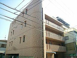 ブレスト塚本[4階]の外観