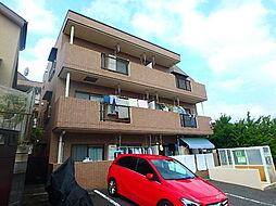 神奈川県川崎市麻生区五力田3丁目の賃貸マンションの外観