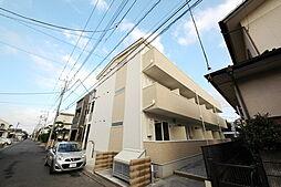 東武東上線 上福岡駅 徒歩13分の賃貸アパート