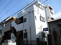 神奈川県横浜市南区若宮町2丁目の賃貸マンションの外観