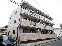 神奈川県綾瀬市深谷上1丁目の賃貸マンションの外観