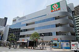 篠崎駅(都営地下鉄 新宿線) 1298m