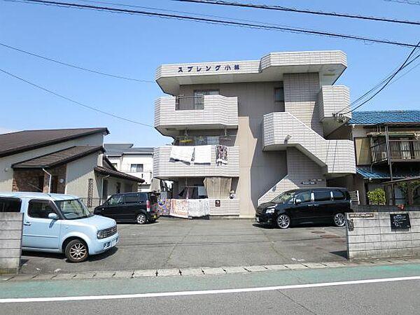 スプレング小林 3階の賃貸【静岡県 / 駿東郡清水町】