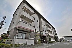 大阪府松原市高見の里5丁目の賃貸マンションの外観