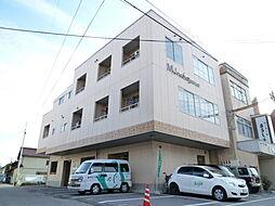 滋賀県長浜市中山町の賃貸マンションの外観