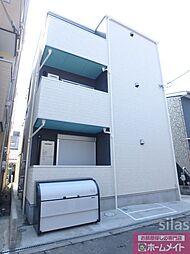 Osaka Metro谷町線 千林大宮駅 徒歩7分の賃貸アパート