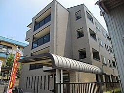 埼玉県さいたま市南区曲本1丁目の賃貸マンションの外観