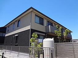 滋賀県長浜市宮司町の賃貸アパートの外観